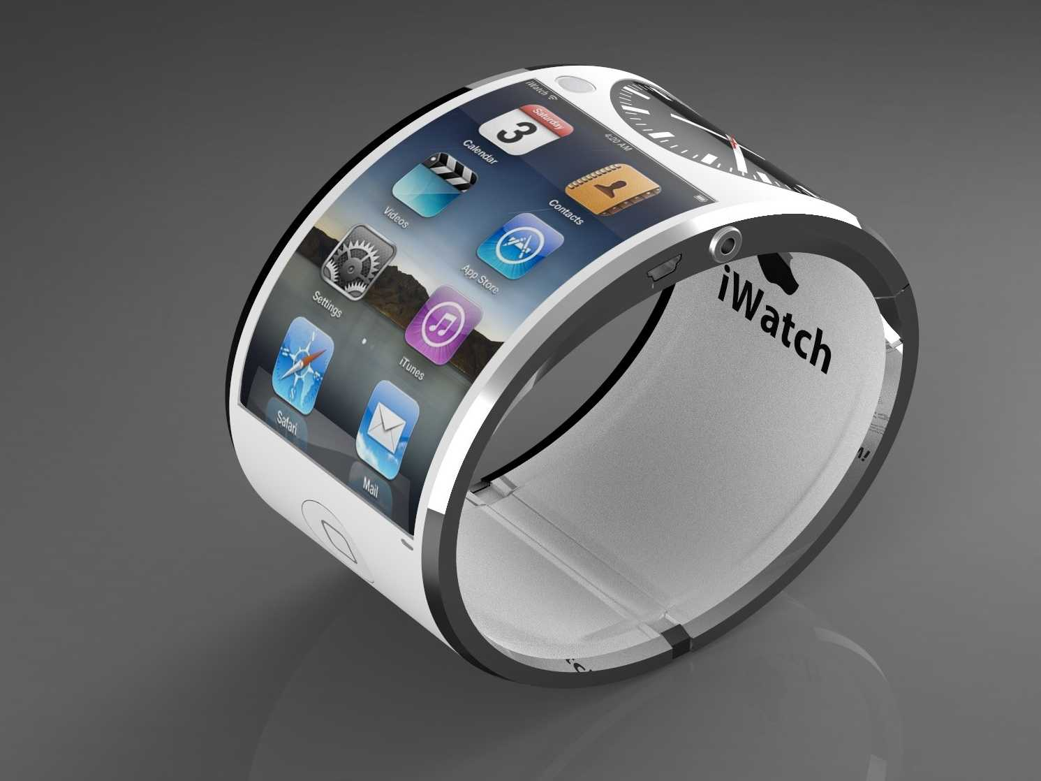 Smart watches from Apple. What opportunities do they have