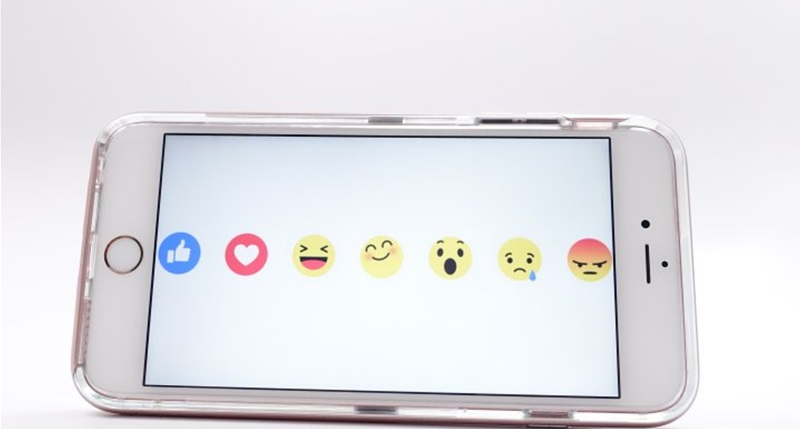 Facebook adds 5 new reactions to the like button