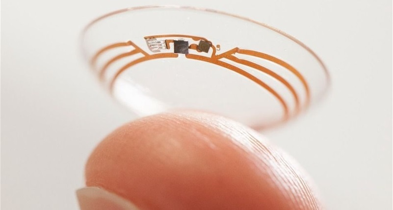 Samsung patent reveals smart contact lens with built-in camera