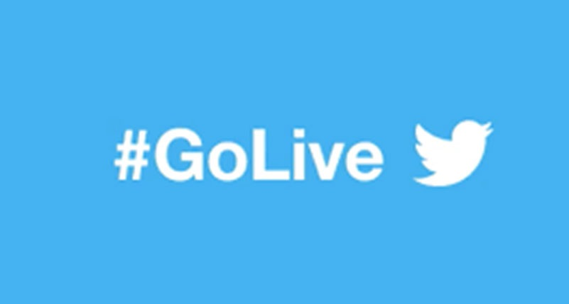 Twitter propelling Live video API tomorrow