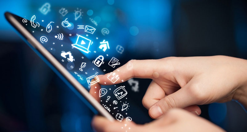 Mobile applications in blend with business