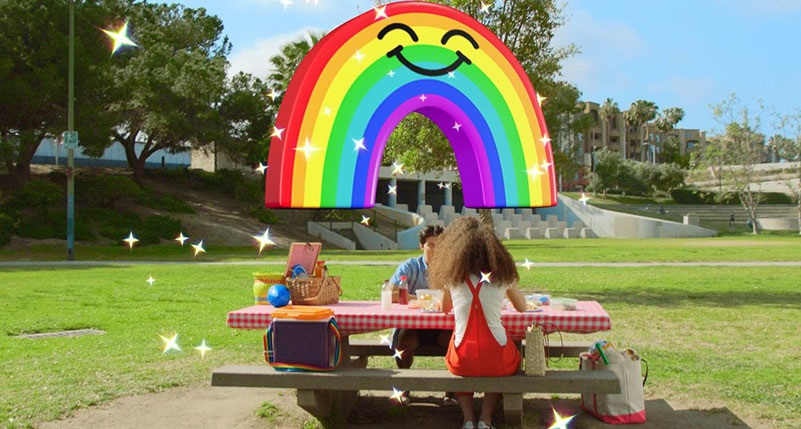Snapchat presents World Lenses – live channels...