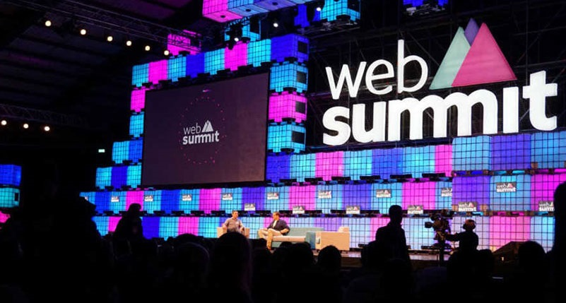 Softimpact will be at this year's Web Summit!