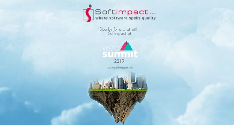 Softimpact is participating in the largest tech event in the world which is held in Lisbon, Portugal on the 6th – 9th of November.