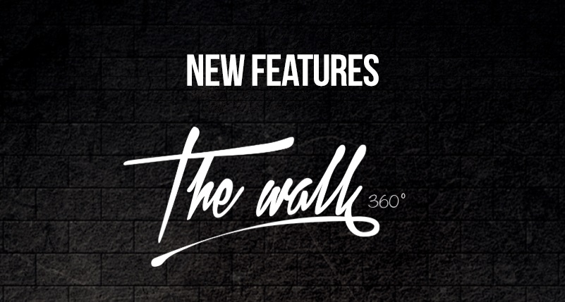 TheWALL 360 | Introducing three new features for...
