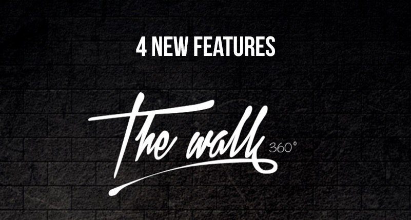 TheWall 360 | Highlighting 4 new features in...