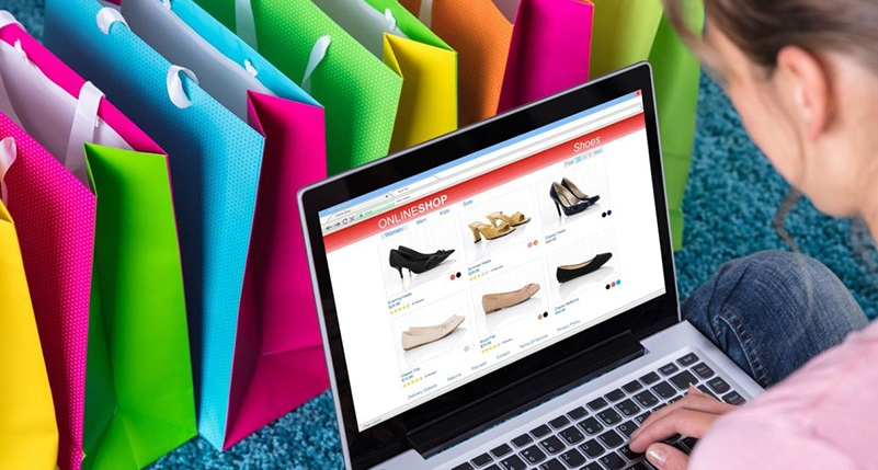 Consumers spend is shifting to Ecommerce websites!