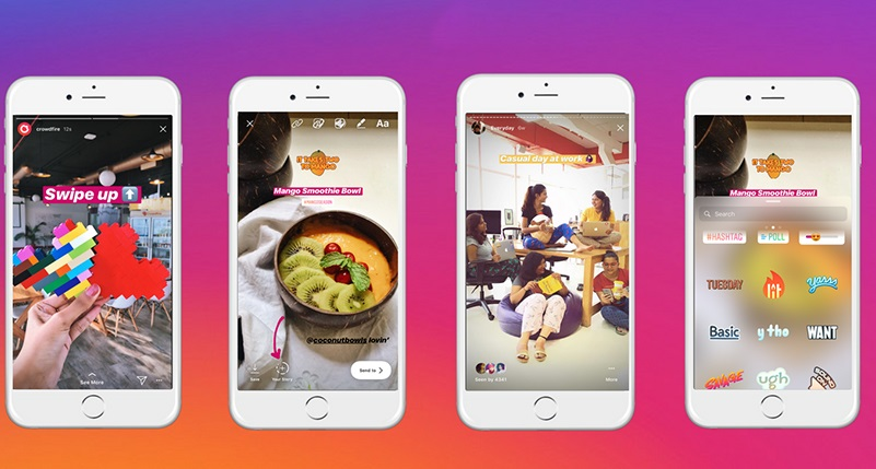 Instagram is testing some new features for stories