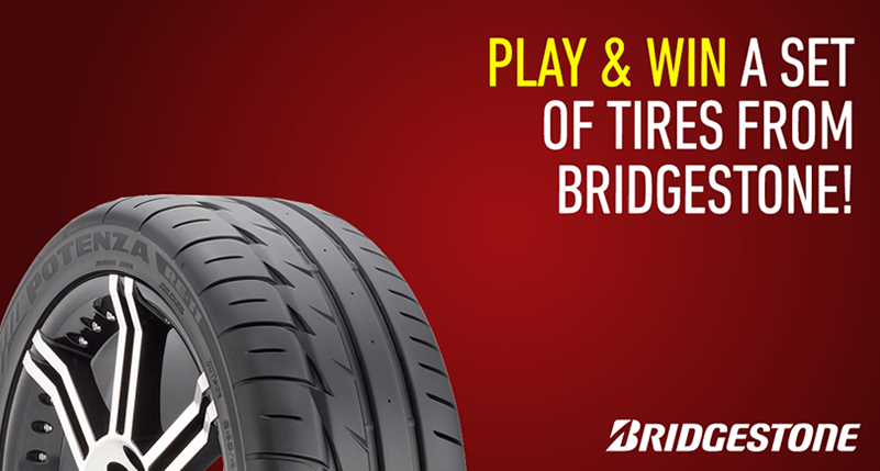 Bridgestone Lebanon Embraces the high season with an addictive promotional game!