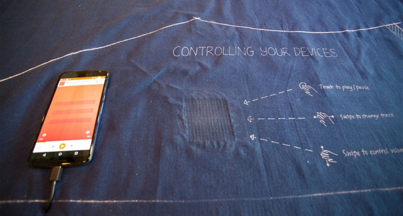 Google taps Levi's to create interactive jeans