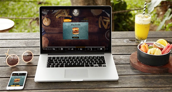 Softimpact is delighted to announce the launch of its new project: Barley Diner Website