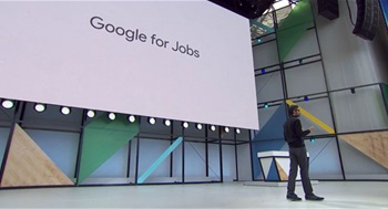 Google CEO just presented Google for Jobs