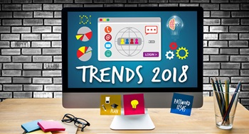 Follow the top Web Design and Development trends for 2018 in Lebanon, a big change is on its way
