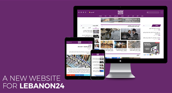 Softimpact launches Lebanon24 news website in Lebanon and worldwide: An enhanced user experience with a classy user interface