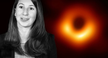 Meet the 29-year-old woman who helped us bring the first-ever black hole image