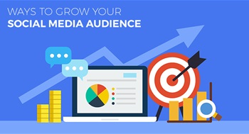 7 ways to grow your social media audience