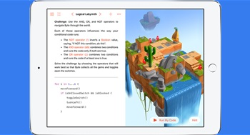 Apple launches Swift Playgrounds app for the Mac, built using Catalyst